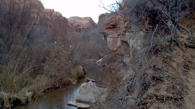 Canyonlands hiking