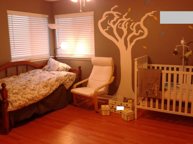 Gender neutral grey Nursery