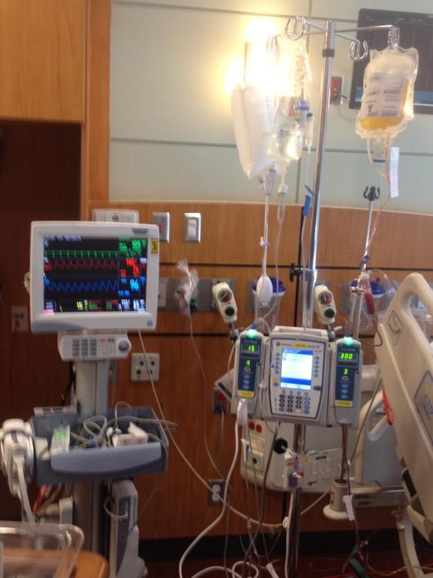 ICU machines