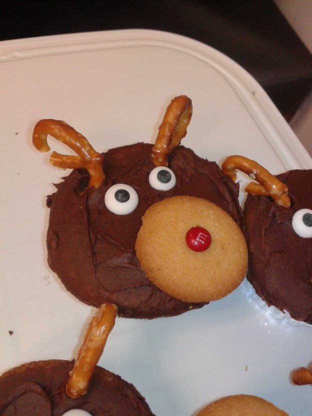 Don't forget Rudolph