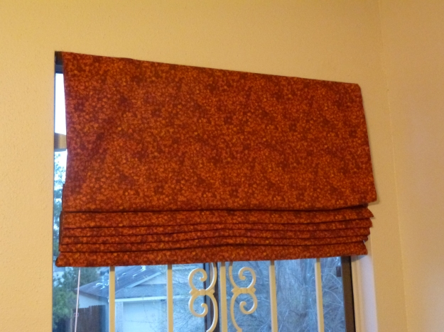 Roman blind of sadness