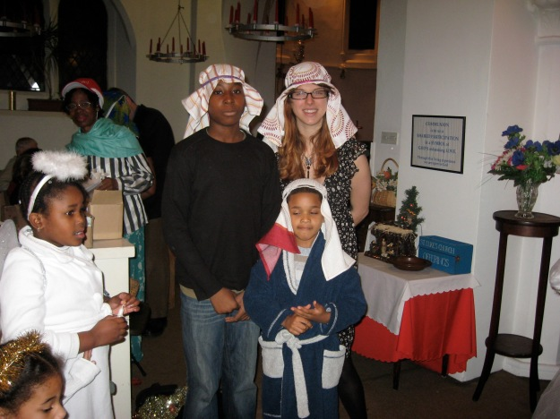 Loved coordinating this nativity in 2008